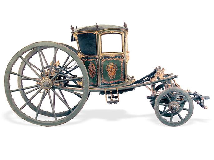 Four Wheel Chaise