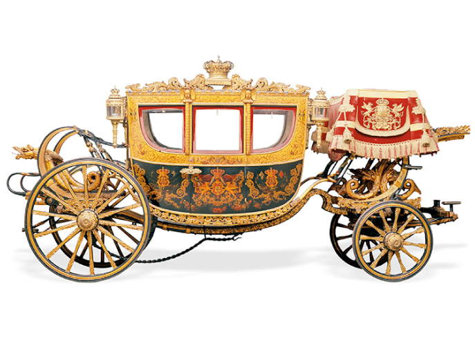The Crown State Carriage