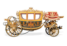 imagem The Crown State Carriage