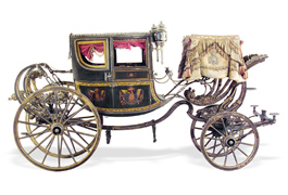 imagem State Carriage of the Count of Galveias
