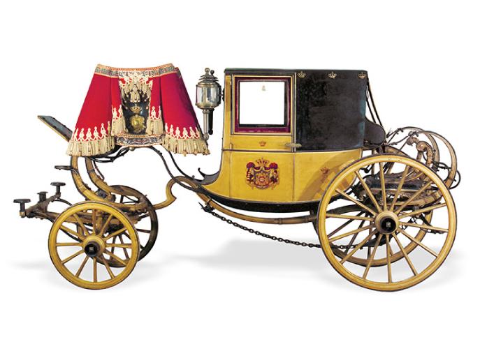 Carruagem D. Maria II