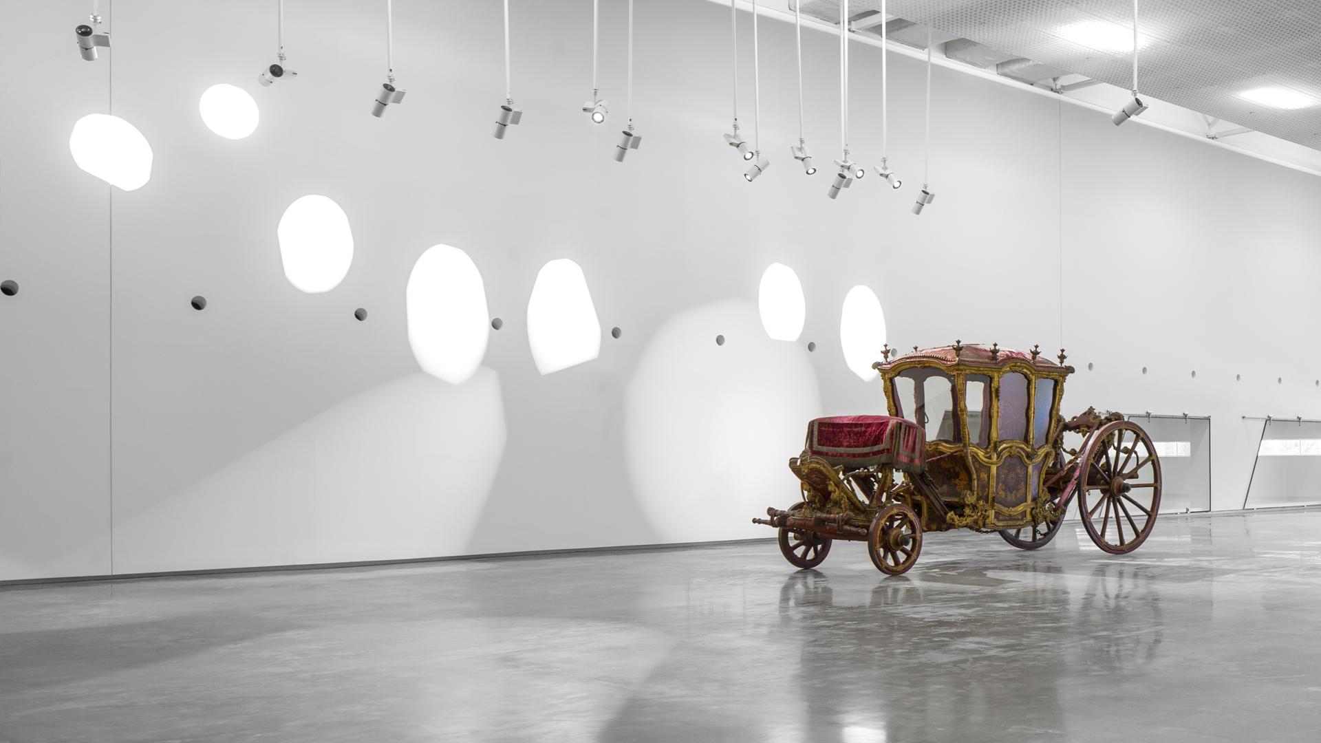 Fotografia de Interior - Museu