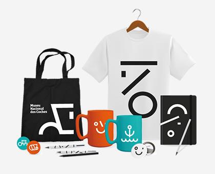 O nosso Merchandising