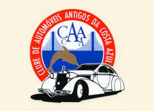 logotipo Clube de Automóveis Antigos da Costa Azul