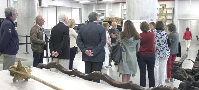 Imagem - Grupo de Amigos do Museu Nacional dos Coches